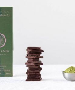 Chocqlate - Bio Virgin Cacao Schokolade Hojicha Matcha1