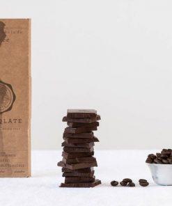 Chocqlate - Bio Virgin Cacao Schokolade kaffee 1