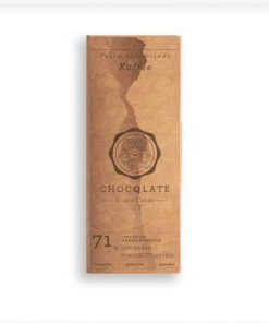 Chocqlate - Bio Virgin Cacao Schokolade kaffee 2