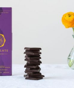 Chocqlate - Bio Virgin Cacao Shokolade Pur 2