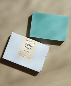 Helemaalshea - Triple Mint Soap2