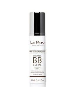 La Mav - Certified Organic BB Creme - Light 1