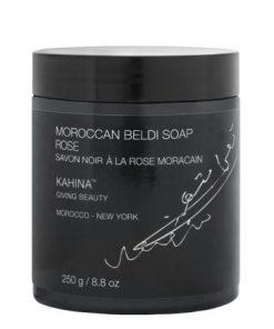 Kahina Giving Beauty - Moroccan Rose Beldi Soap