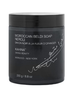 Kahina Giving Beauty - Moroccan Beldi Soap With Neroli