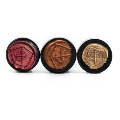 TINTED SOLE LIP + FACE BALMS Softly coloured with a shimmer of edible Mica