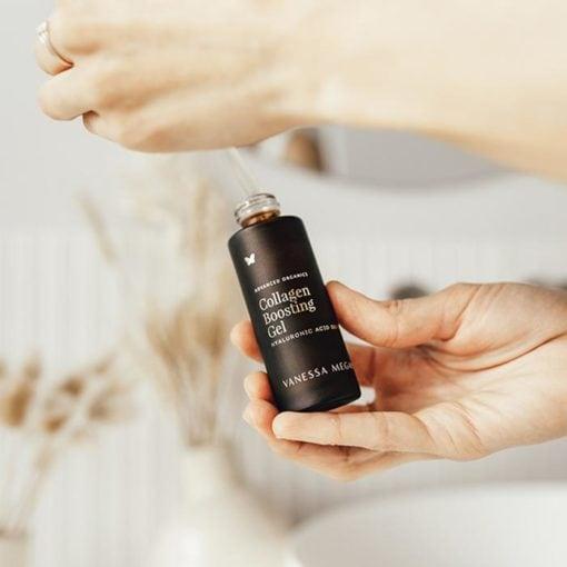 Vanessa Megan - Collagen Boosting Gel Hyaluronic Acid Serum 4