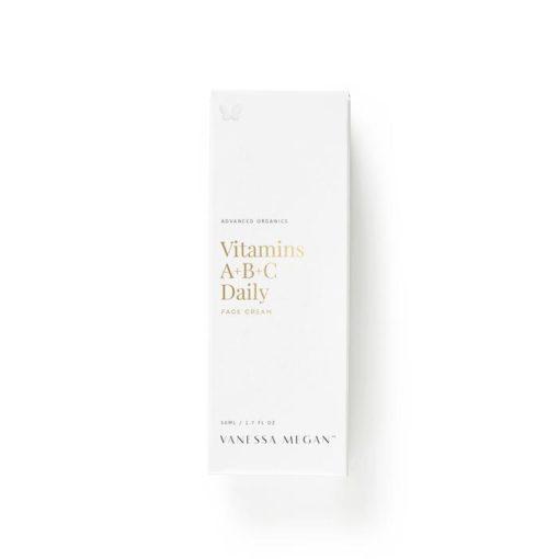 Vanessa Megan - Vitamin A+B+C Daily Face Cream 2