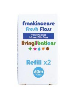 Living Libations 4 Frankincense Fresh Floss