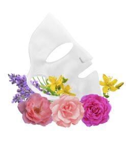 Living Libations - Hydrating Silicone Sheet Mask1