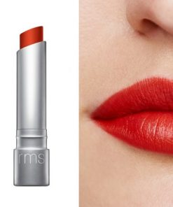 RMS Beauty - Wild With Desire Lipstick -RMS Red