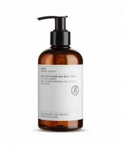 Evolve Organic Beauty 1 Daily Aplle Hair and Body Wash