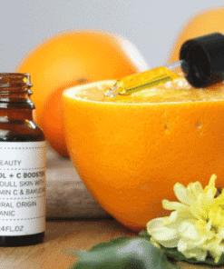 Evolve Organic Beauty 2 Bio-retinol + c skin booster