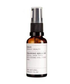 Evolve Organic Beauty 3 hyaluronic serum 200