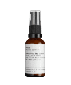 Evolve Organic Beauty 4 superfood 360 natural face serum