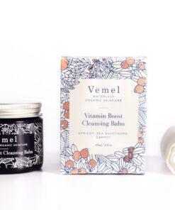 Vemel Skincare - Vitamin Boost Cleansing Balm 1