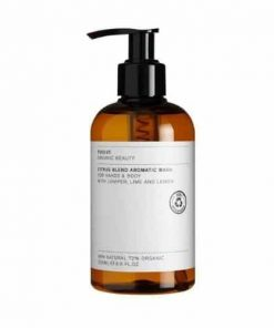 Evolve Organic Beauty 1 CITRUS BLEND AROMATIC HAND & BODY WASH