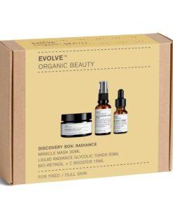 Evolve Organic Beauty - 1 Discovery Box-Radiance