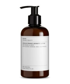 Evolve Organic Beauty - African Orange Aromatic Hand & Body Lotion 1