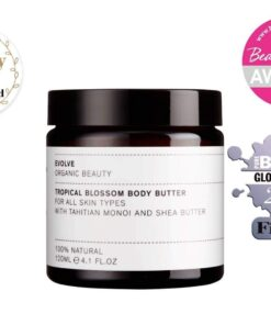 Evolve Organic Beauty - Tropical Blossom Body Butter 1